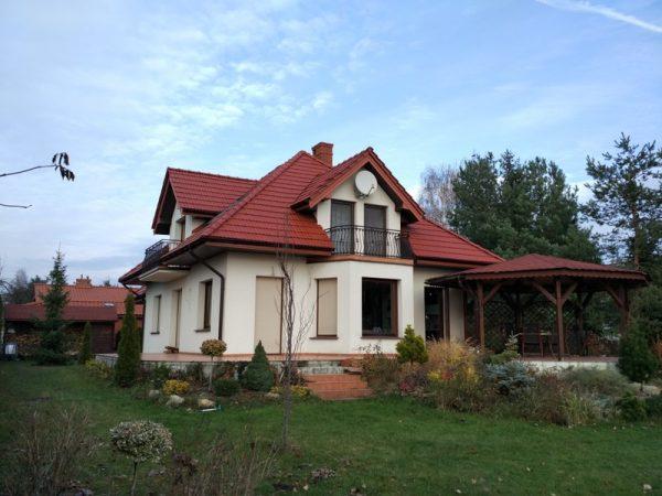 hossa nieruchomości Konin dom jednorodzinny