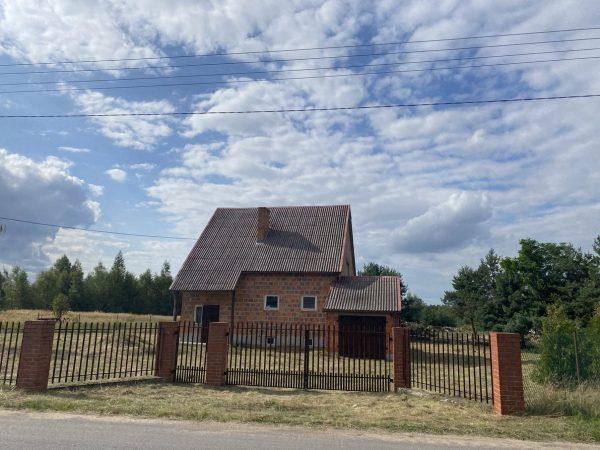 dom jednorodzinny Zaryń